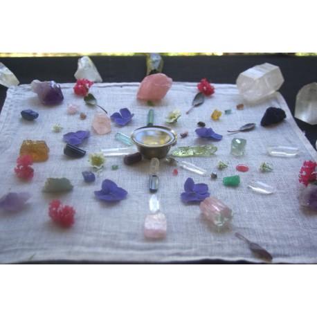 Mandala Oil Meditation Circle and Gathering